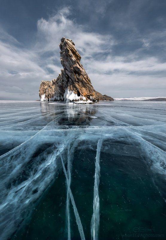 baikal, island, siberia, байкал, остров, сибирь, огой, лед, ice Огойphoto preview