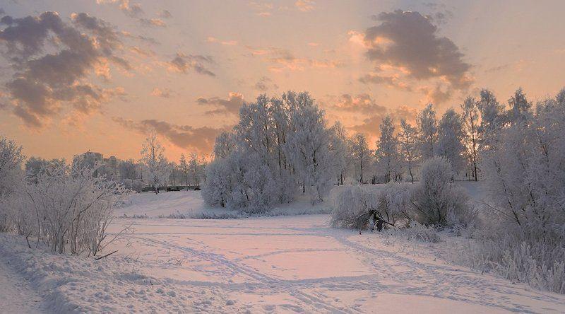 Утро красит нежным цветом...photo preview