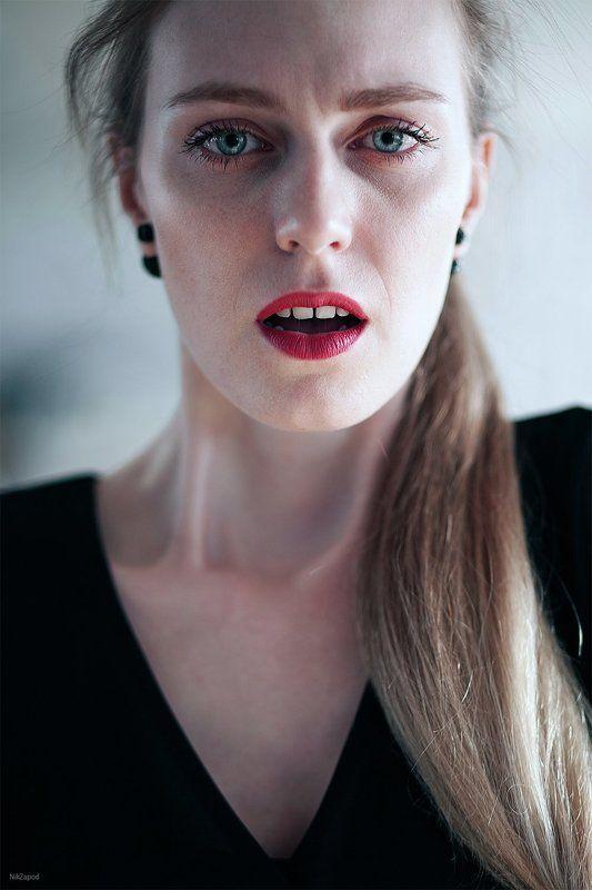портрет, 2016, модель, nikzapod Object #37photo preview