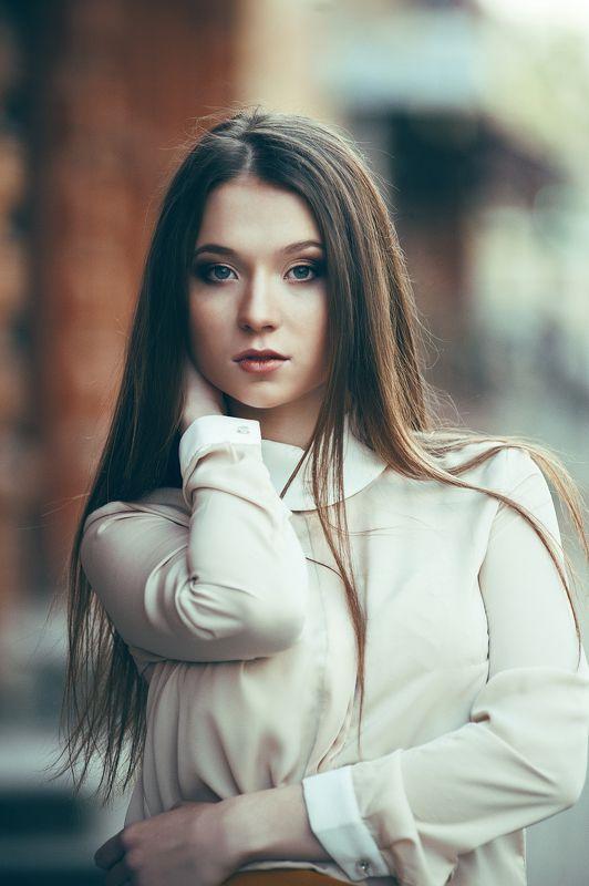 портрет, девушка, красотаphoto preview