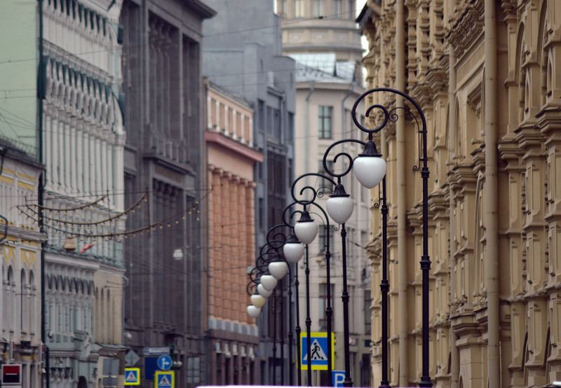 Ритм большого городаphoto preview