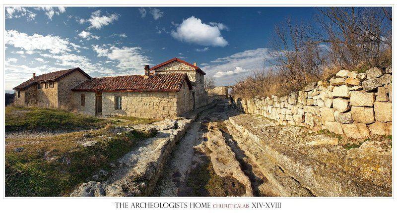 пейзаж, панорама Дом Археологаphoto preview