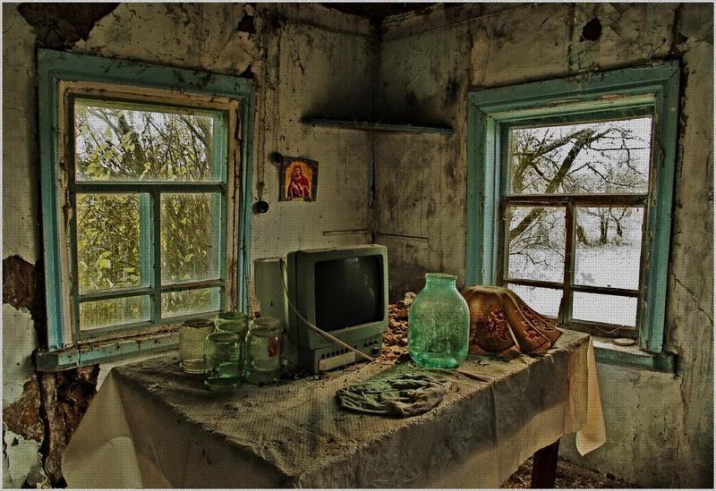 свет, окно, старые вещи, старый дом Принцип организованного хаосаphoto preview