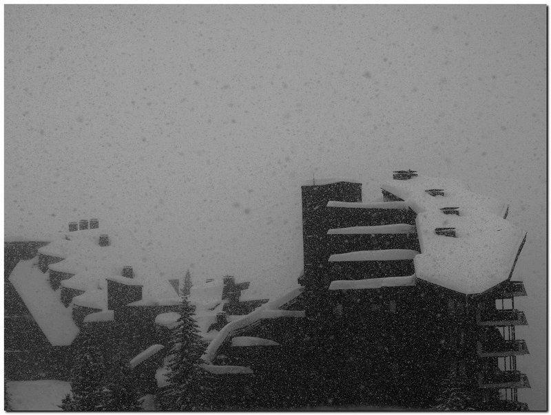 avoriaz, france, eugene, kiselyov Снегопадphoto preview