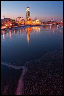 Прогулки по московским мостам