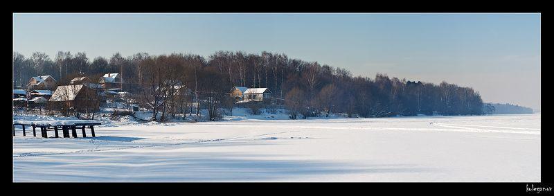 водохранилище Клязьминскоеphoto preview