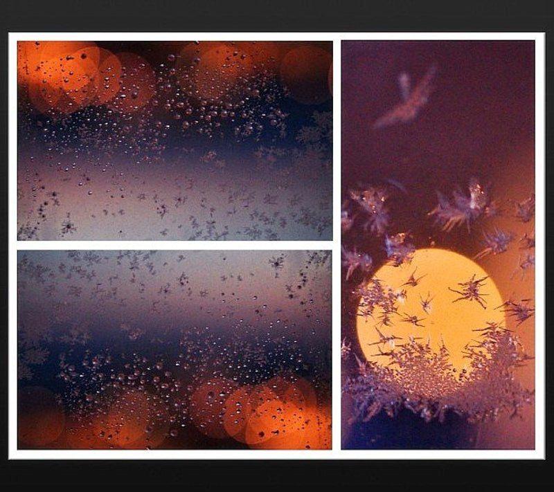 зима рисует на окнеphoto preview