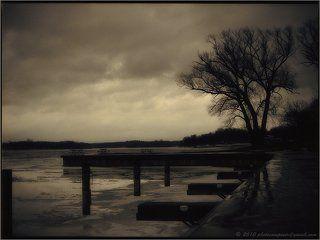 Short day of long winter...
