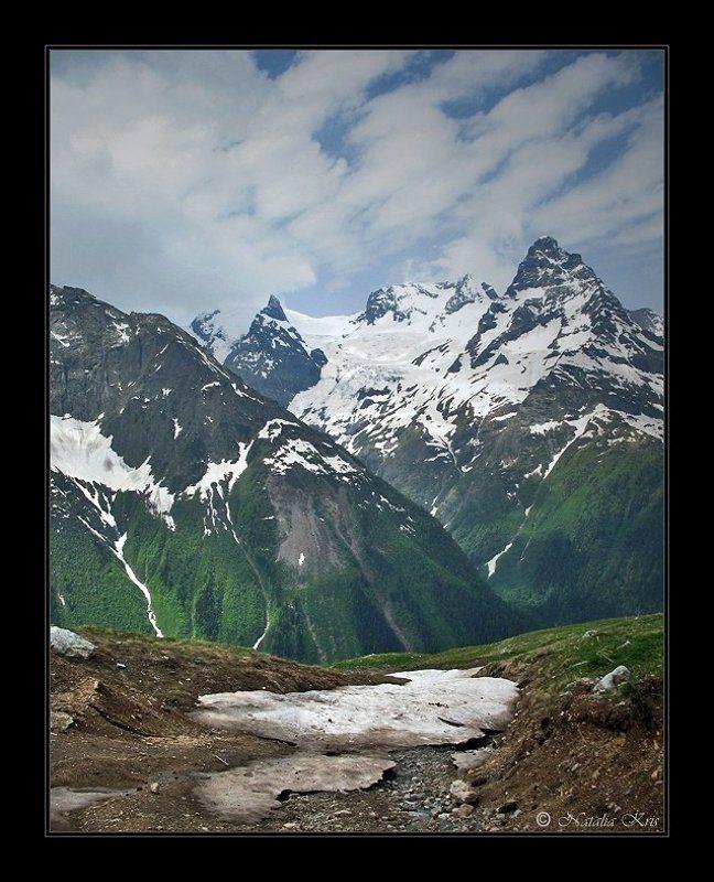 Лето в горах 3photo preview