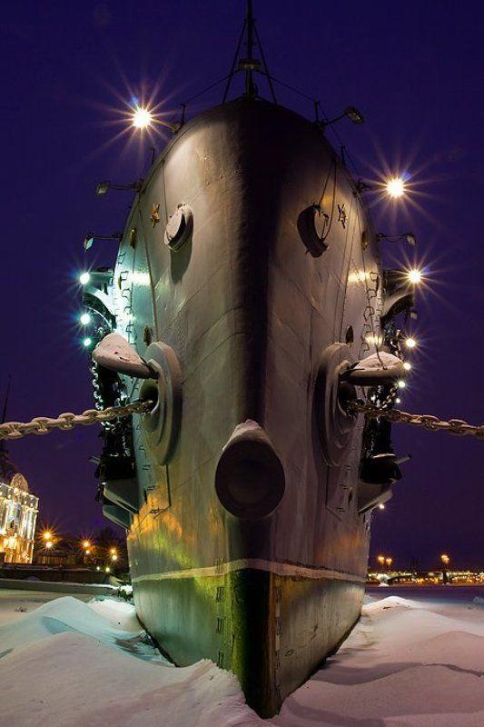 Что тебе снится, крейсер Аврора...photo preview