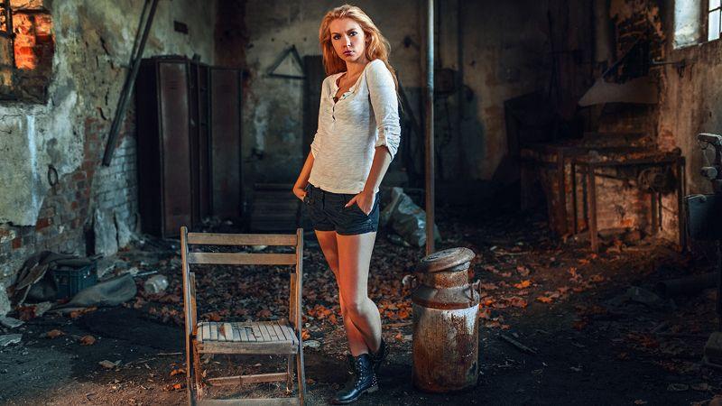 Color, Fashion, Mood, Portrait Carolinephoto preview