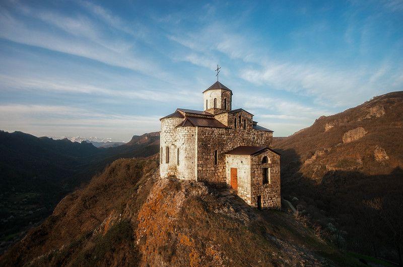 Рассвет на горе Шоана. photo preview