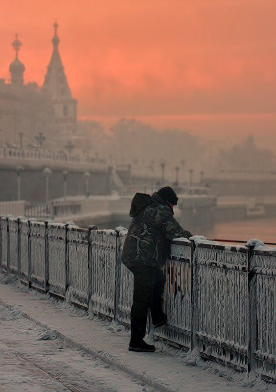 Закатное одиночествоphoto preview