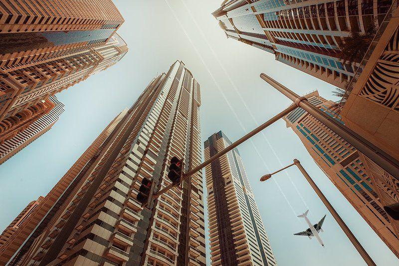 city, dubai, fly, panteleev aleksey, город, оаэ, самолет Dubai (вибрации мегаполиса 2)photo preview