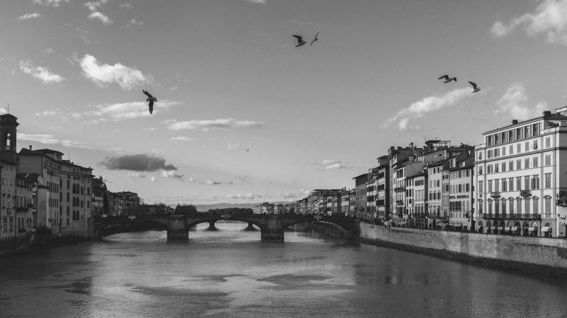 Флорентийские монохромные зарисовкиphoto preview