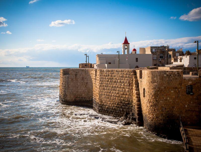 путешествия, пейзаж, жанр, Израиль, Акко Акко, Израильphoto preview