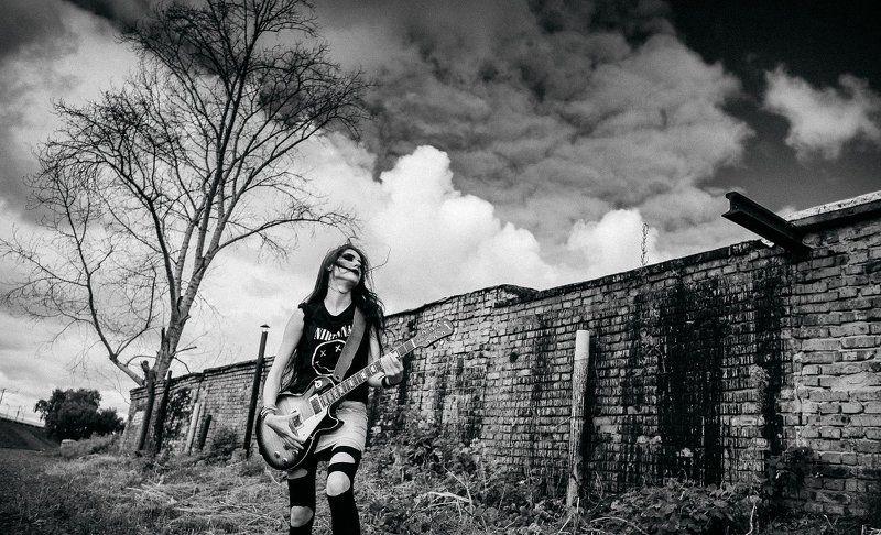garage rockphoto preview