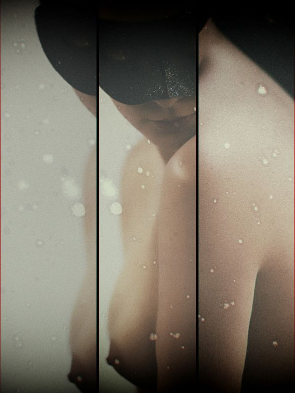 nude, mask, woman, erotica Insomnia IIphoto preview