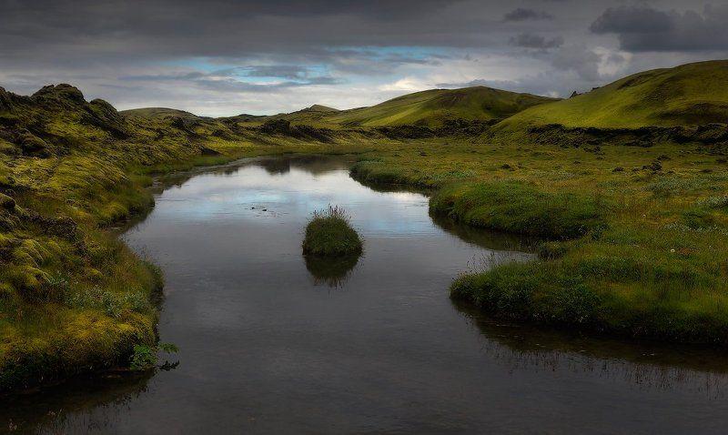 Странные пейзажи Исландии ...photo preview