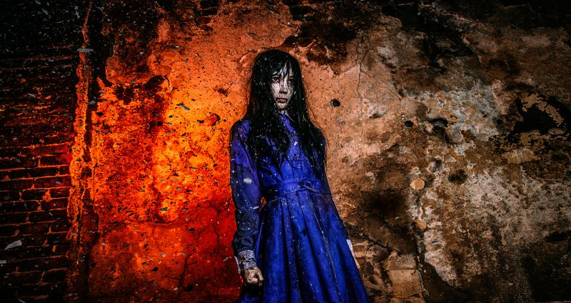 Alessa, Cosplay, Girl, Pain, Sh, Silient hill vengeancephoto preview