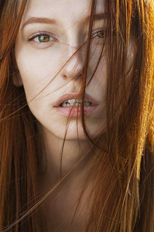 Girl, Model, Portrait, Портрет девушки Аленаphoto preview