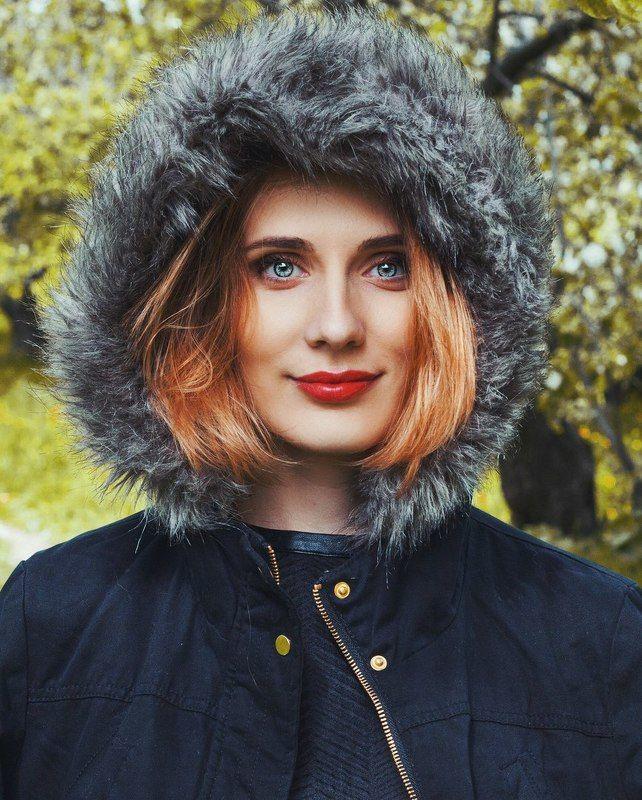 Анастасия Хахулина, Глаза, Девушка, Красота, Модель Anastasiyaphoto preview