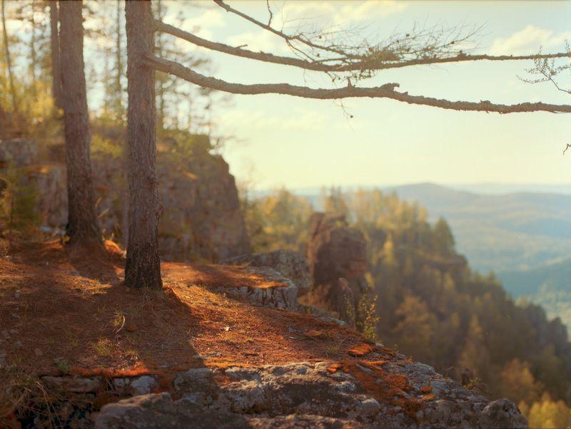 свет, горы, солнце, урал, пленка, kodak, portra, mamiya, 645, средний формат Вечерние часы на Айгиреphoto preview