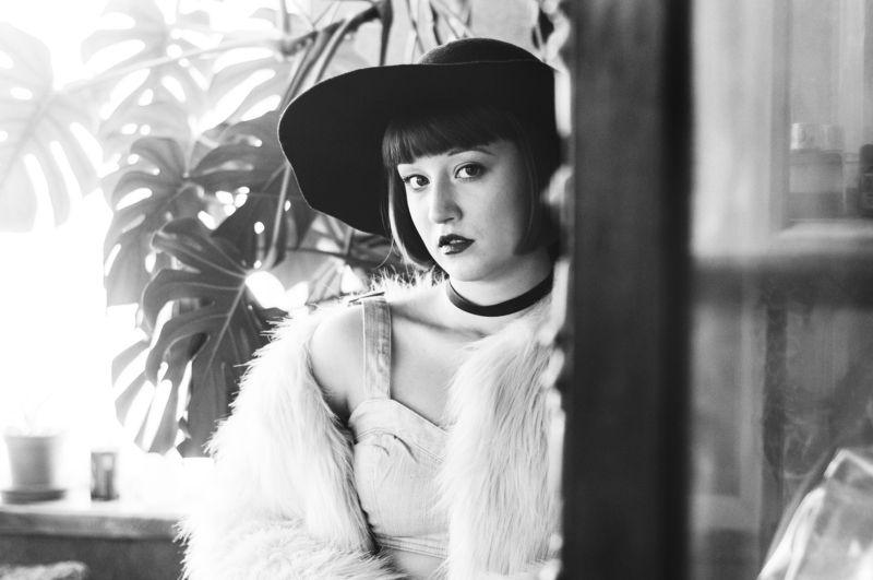 портрет, девушка, фото, иваново, шляпа, прошлый век кукла 20photo preview
