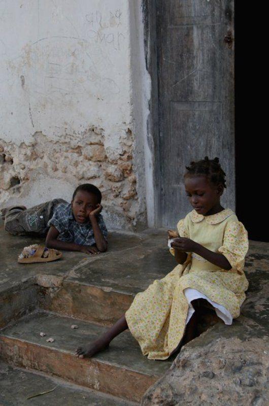 кения,дети. Кения. Дети на острове Васини.photo preview