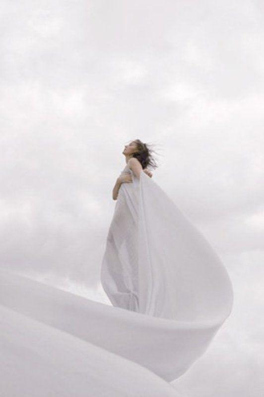 девушка, ткань, юрьев б/нphoto preview