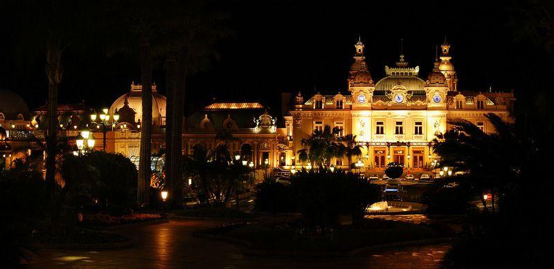 monaco, monte carlo Monte Carlo . Casinophoto preview