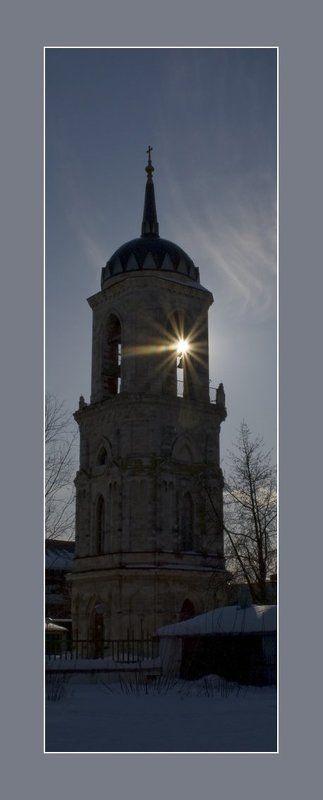лучи, солнца, март Солнечный звонphoto preview
