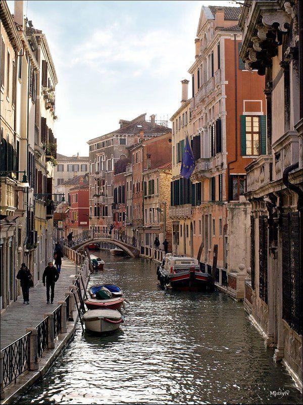венецианские улицыphoto preview