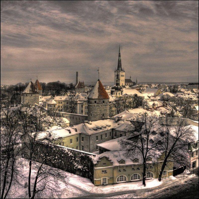Вечерний Таллин (Татьяне Бузовской посвящается)photo preview