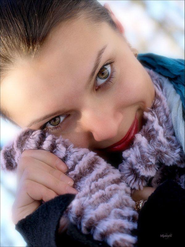 ира,зима,mistern мороз и солнцеphoto preview
