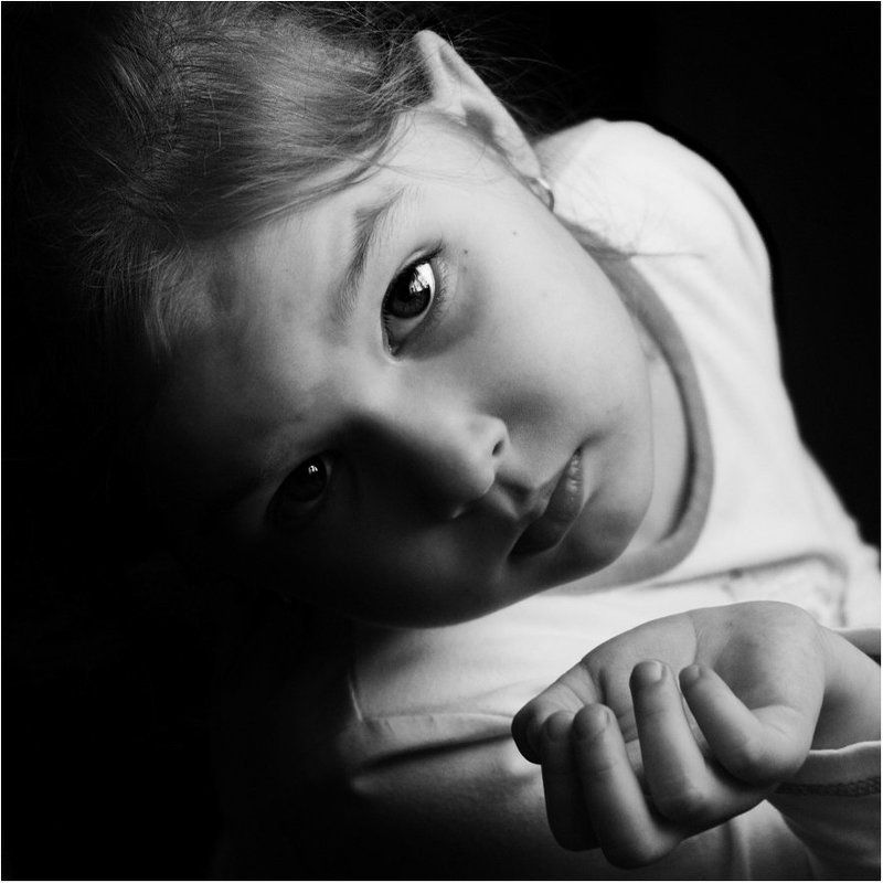 детский портретphoto preview