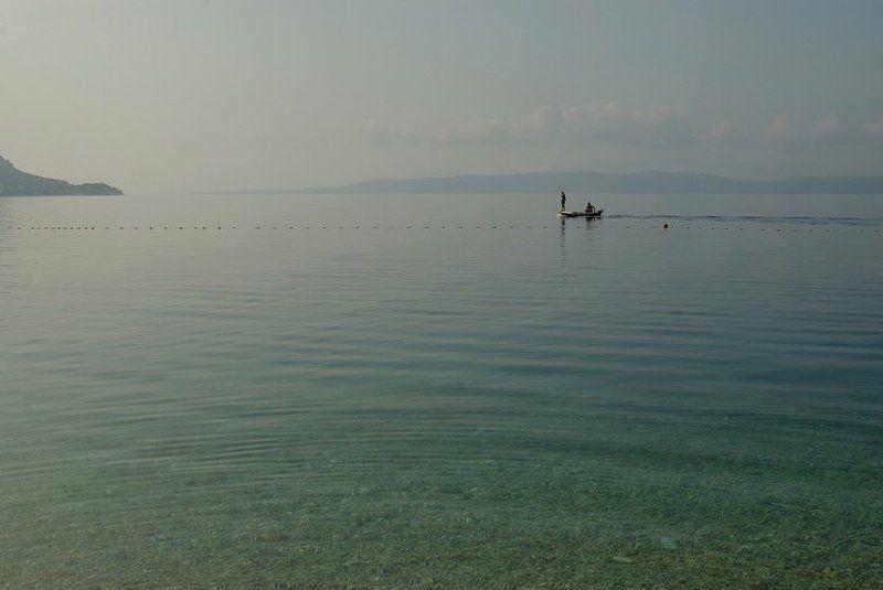 утро., адриатика., море Утро на мореphoto preview