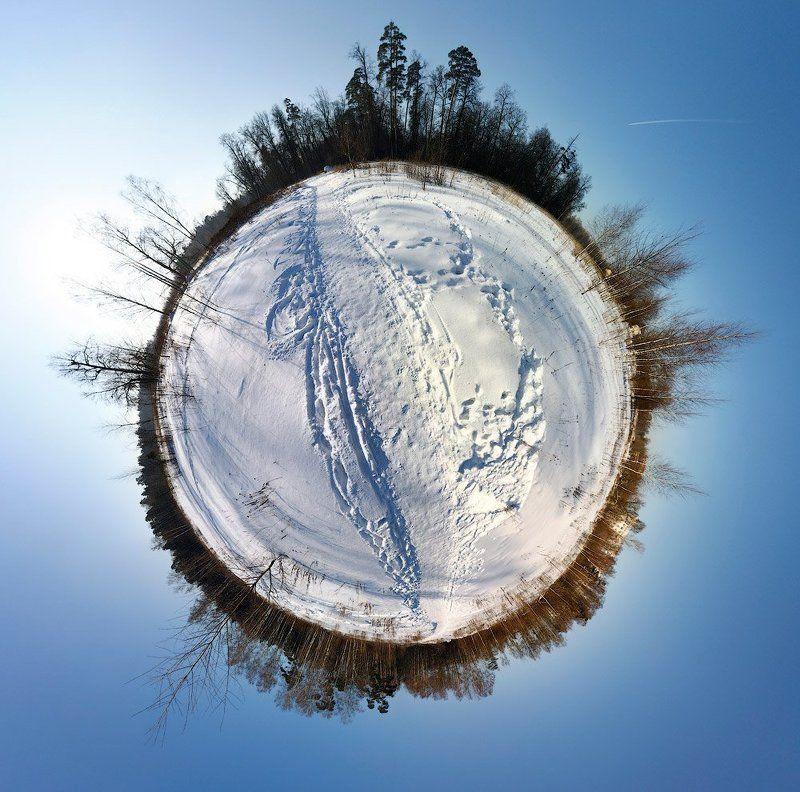 природа, леса, панорама Взгляд сверхуphoto preview