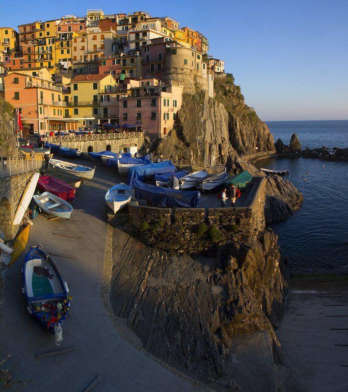 Italy, Cinque Terre Cinque Terrephoto preview