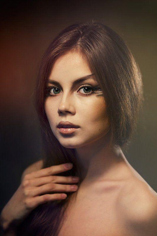 портрет Полинаphoto preview