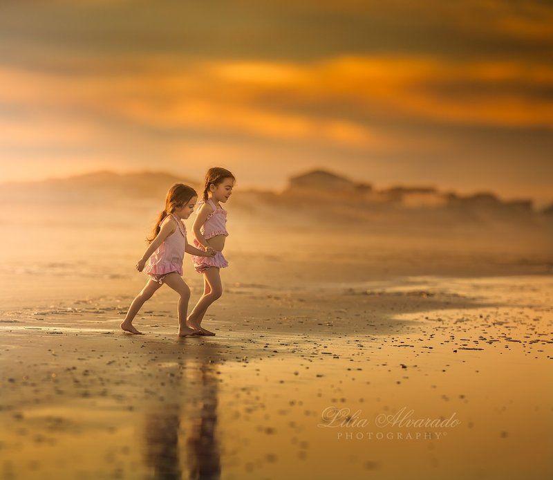 beach, water, fun, joy, family Simple Joys...photo preview