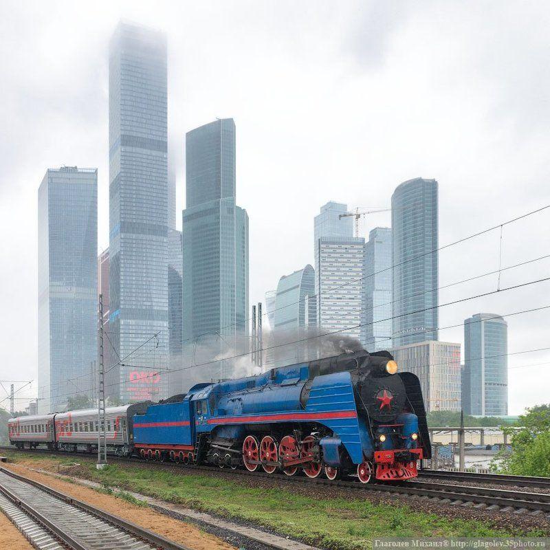 Московские контрастыphoto preview