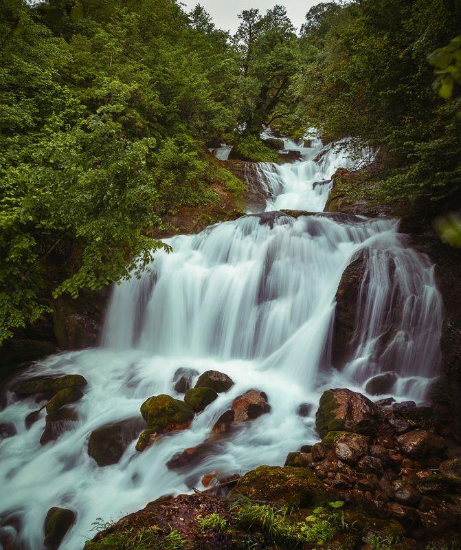 Водопад Рачхаphoto preview