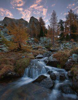 Альпийская осень