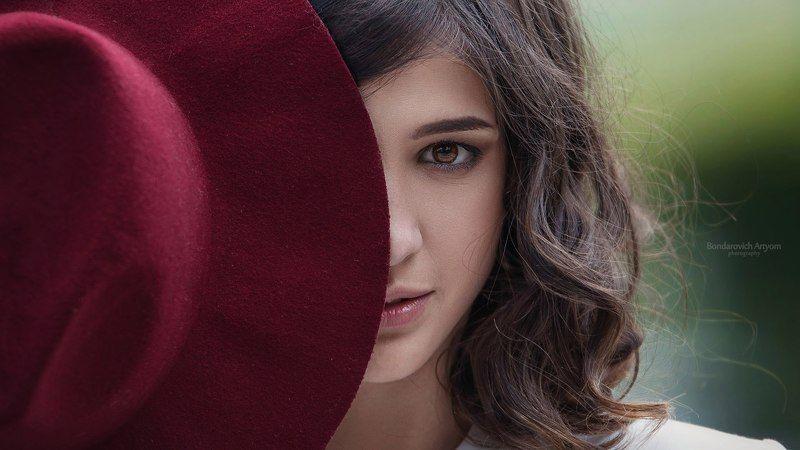 девушка, портрет, модель Лизаphoto preview