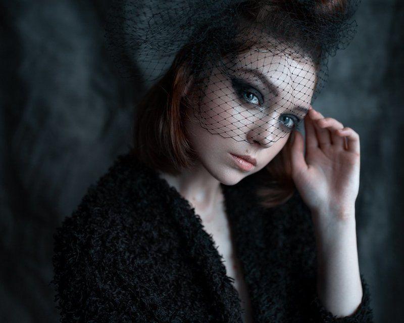 девушка, волосы, портрет, sony alpha, portrait, girl, ginger Noirphoto preview