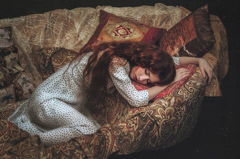 Beautiful, Beauty, Boat, Cute, Fashion, Fashion model, Female, Girl, Glamour, Lady, Lake, Model, Nature, Outdoor, Outdoors, Photo, Photographer, Photoset, Photoshoot, Portrait, Red, Red fox, Red hair, Redhead, Sleeping, Woman, Young, Young adult, Young wo Lady in the Boat | Liliya Nazarovaphoto preview