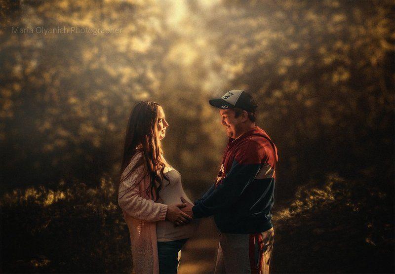Беременность, любовь, сказка То самое волшебное чувствоphoto preview