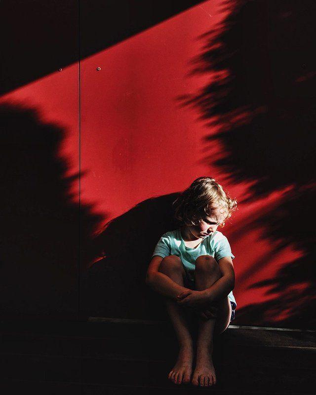портрет, девочка, дети, детскаяфотография, семейнаяфотография, цвет Без настроенияphoto preview