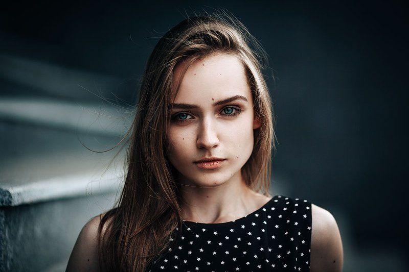 портрет, модель, девушка, porterait, light, people,35mm,young,beuty, style,eyes,dress,canon,ukraine,blue Юлия photo preview
